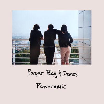 panoramic paper bag