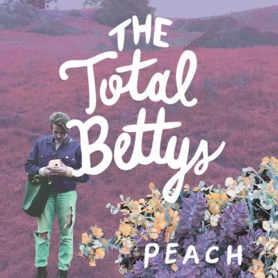 total bettys - peach