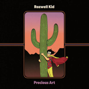 Rozwell Kid Previous Art
