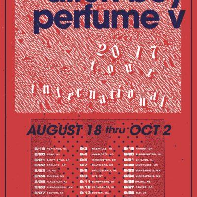 alien boy perfume v tour poster for web