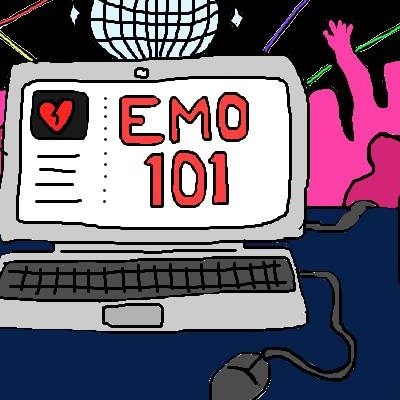 Emo Night Graphic