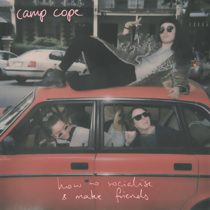 camp cope how to socialize