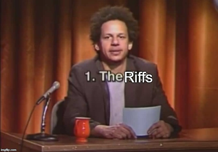eric andre the riffs