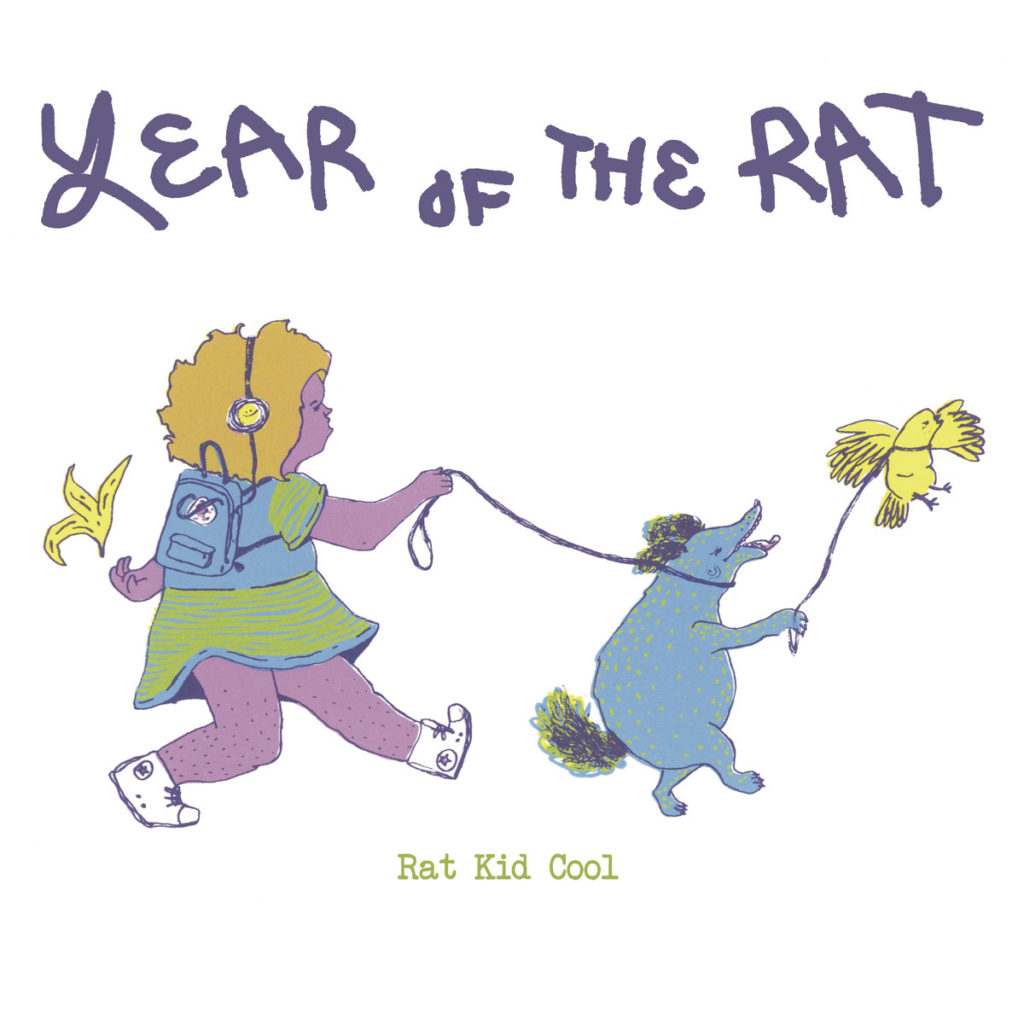 Album Review: Rat Kid Cool—'Year Of The Rat' - The Alternative